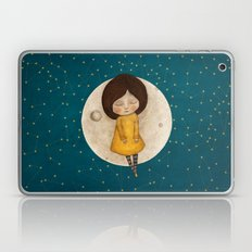 Moon Song Laptop & iPad Skin