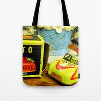 Trip down memory lane... Tote Bag
