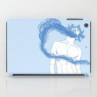 Blue Beard iPad Case
