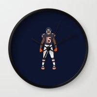 Da Bears - Brandon Marsh… Wall Clock