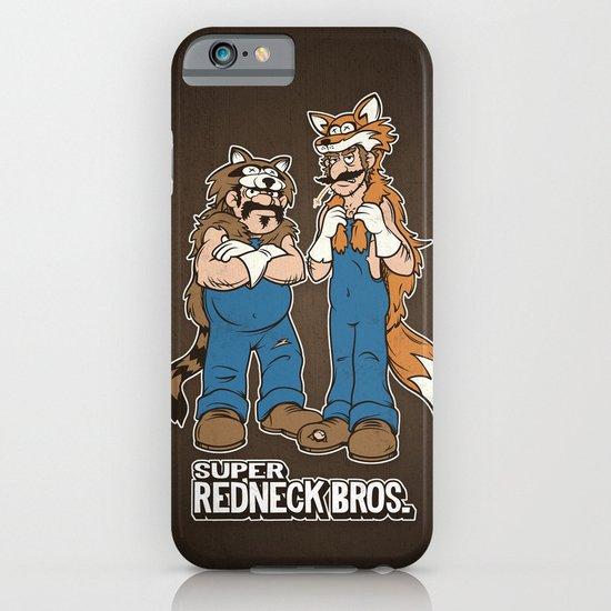 Super Redneck Bros. iPhone & iPod Case