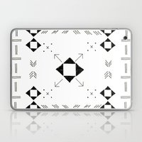 Secrets are safe Laptop & iPad Skin