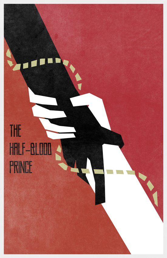 The Half-Blood Prince (The Boy Who Lived 6 of 8) Art Print