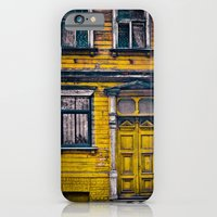 iPhone & iPod Case featuring The Yellow House by Ginta Spate