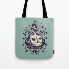 Mrs. Death Tote Bag