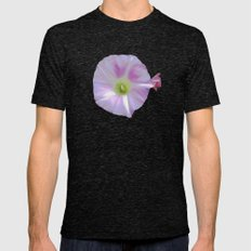 Morning Glory Memories Mens Fitted Tee Tri-Black SMALL