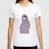 Musa Womens Fitted Tee Ash Grey SMALL