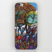 Otherworldly Ecologist iPhone & iPod Skin