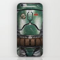 Bounty Hunter. iPhone & iPod Skin