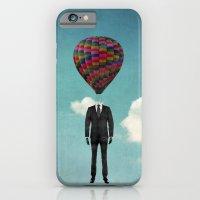 balloon man iPhone 6 Slim Case