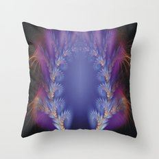 Elegance 3 Throw Pillow