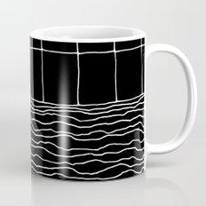 Hand Drawn Grid Mug