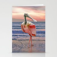 Beachcombing Stationery Cards