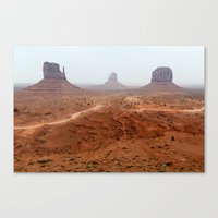 And secretly I want to bury in the yard Canvas Print