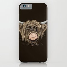 Highland Cow Slim Case iPhone 6s