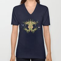Magic Tree Unisex V-Neck