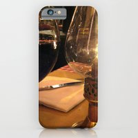 iPhone & iPod Case featuring Dinner in Rome by AuFish92024