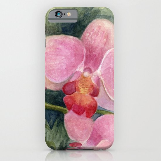 Orchid Beauty iPhone & iPod Case