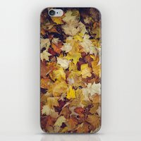 just leaves iPhone & iPod Skin