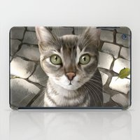 A Cat That I Once Knew iPad Case