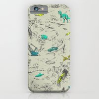 Adventure Toile  iPhone 6 Slim Case
