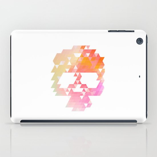 Skull Pink iPad Case