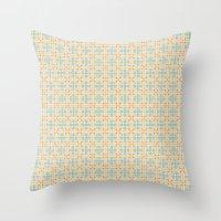 Pattern9 Throw Pillow