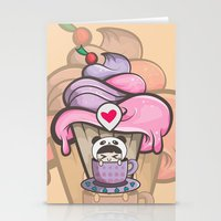 Aiko Cupcake Stationery Cards