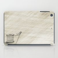 Sewing Time iPad Case