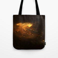 Lake Of Fire Tote Bag