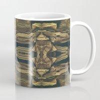 Stalagmites Version 1 Mug
