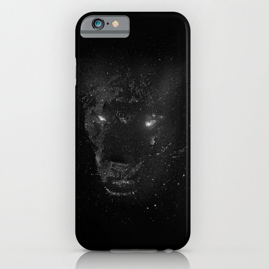 Space Panther iPhone & iPod Case