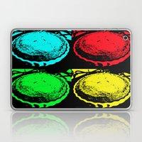 Pop Art Cherry Pie Laptop & iPad Skin