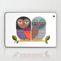 Two Owls Laptop & iPad Skin