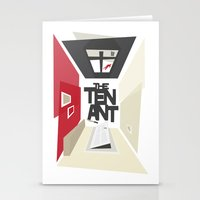 The Tenant Stationery Cards