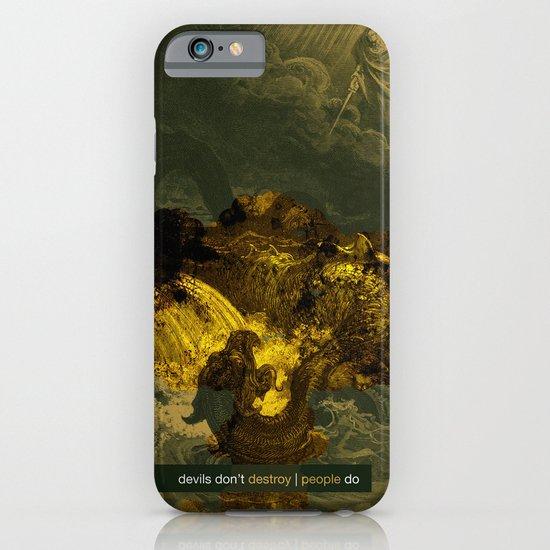 destroy iPhone & iPod Case