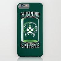 The Last Metroid iPhone 6 Slim Case