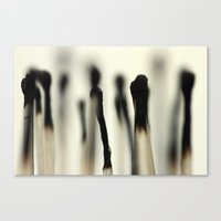 And She Did 'Light My Fi… Canvas Print