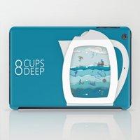 8 CUPS DEEP iPad Case