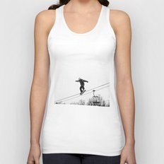 Time to Fly Unisex Tank Top