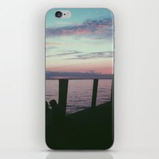 Cotton Candy Sunset  iPhone & iPod Skin