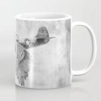 In Which It's A Bird. It… Mug