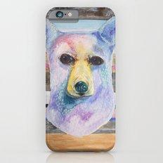 Bear Bust iPhone 6 Slim Case