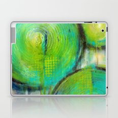 Firefly - Textured Abstract Painting Laptop & iPad Skin