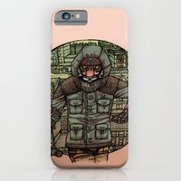 The Tiger and Concrete Jungle iPhone 6 Slim Case