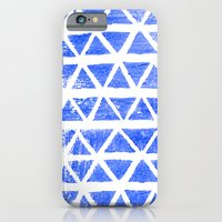 iPhone & iPod Case featuring triangle stamp by Taylor Jean
