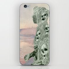 Cranium Man iPhone & iPod Skin