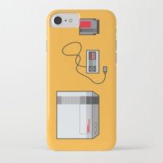 #38 Nintendo Entertainment System Slim Case iPhone 7