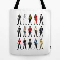 King Jackson Pop Music Fashion LV Tote Bag