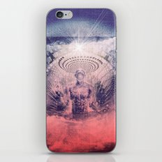 Violent Peace of Mind iPhone & iPod Skin